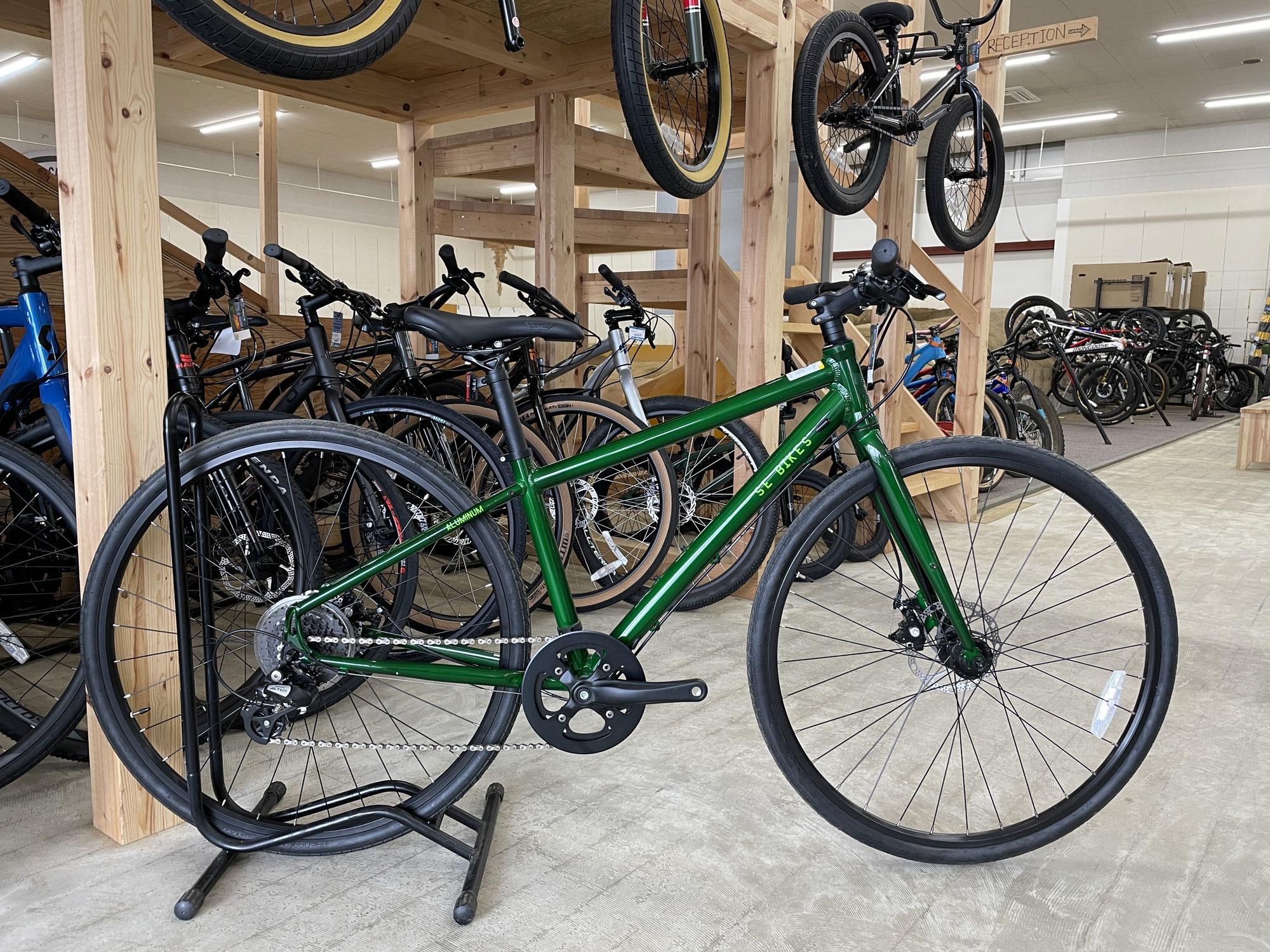 サイクリングを始めるのは春だ!!!-山梨のプロ自転車ショップ カルノーサインドアバイクパーク-