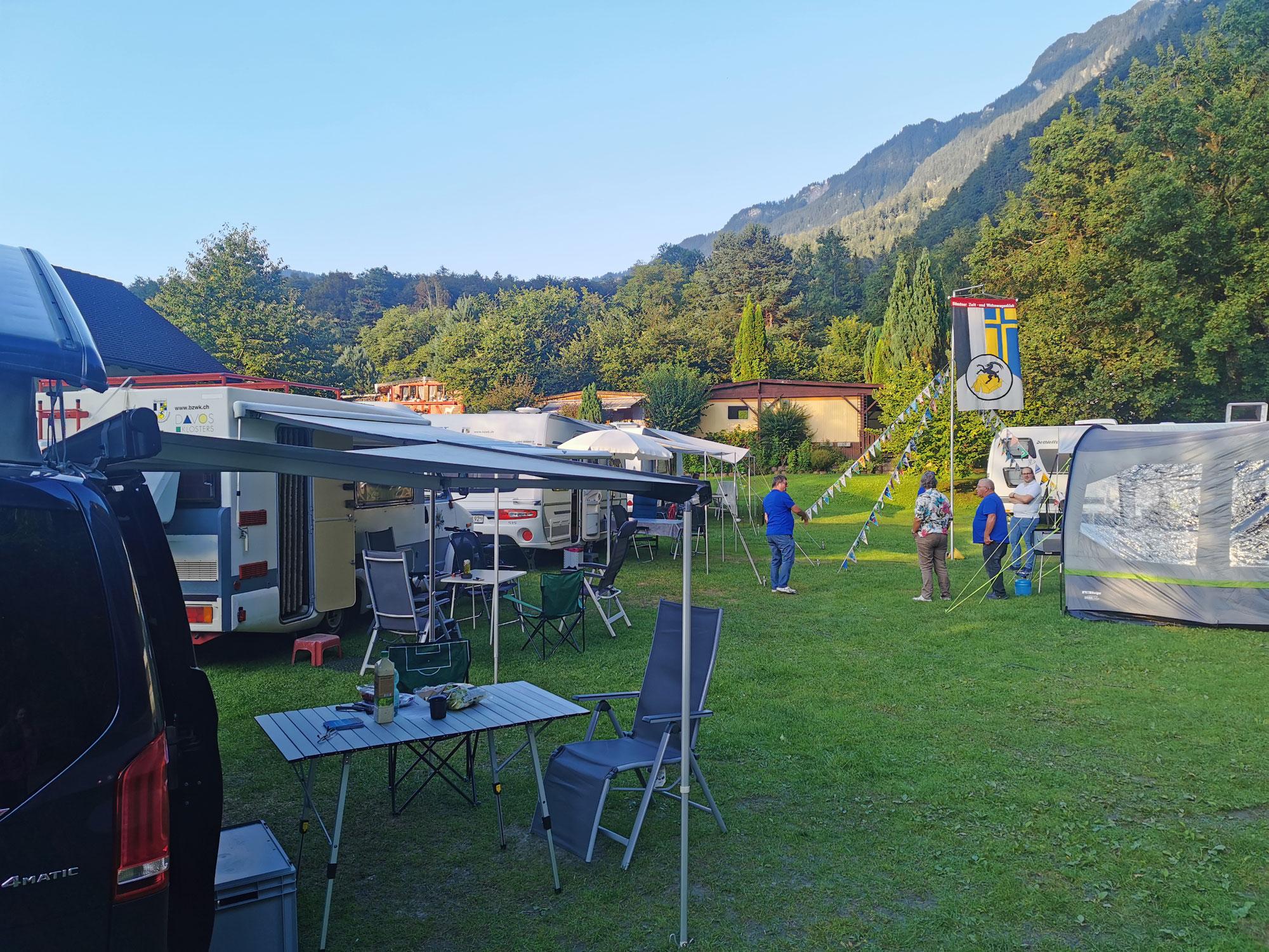 Campingtour 3 Triesen