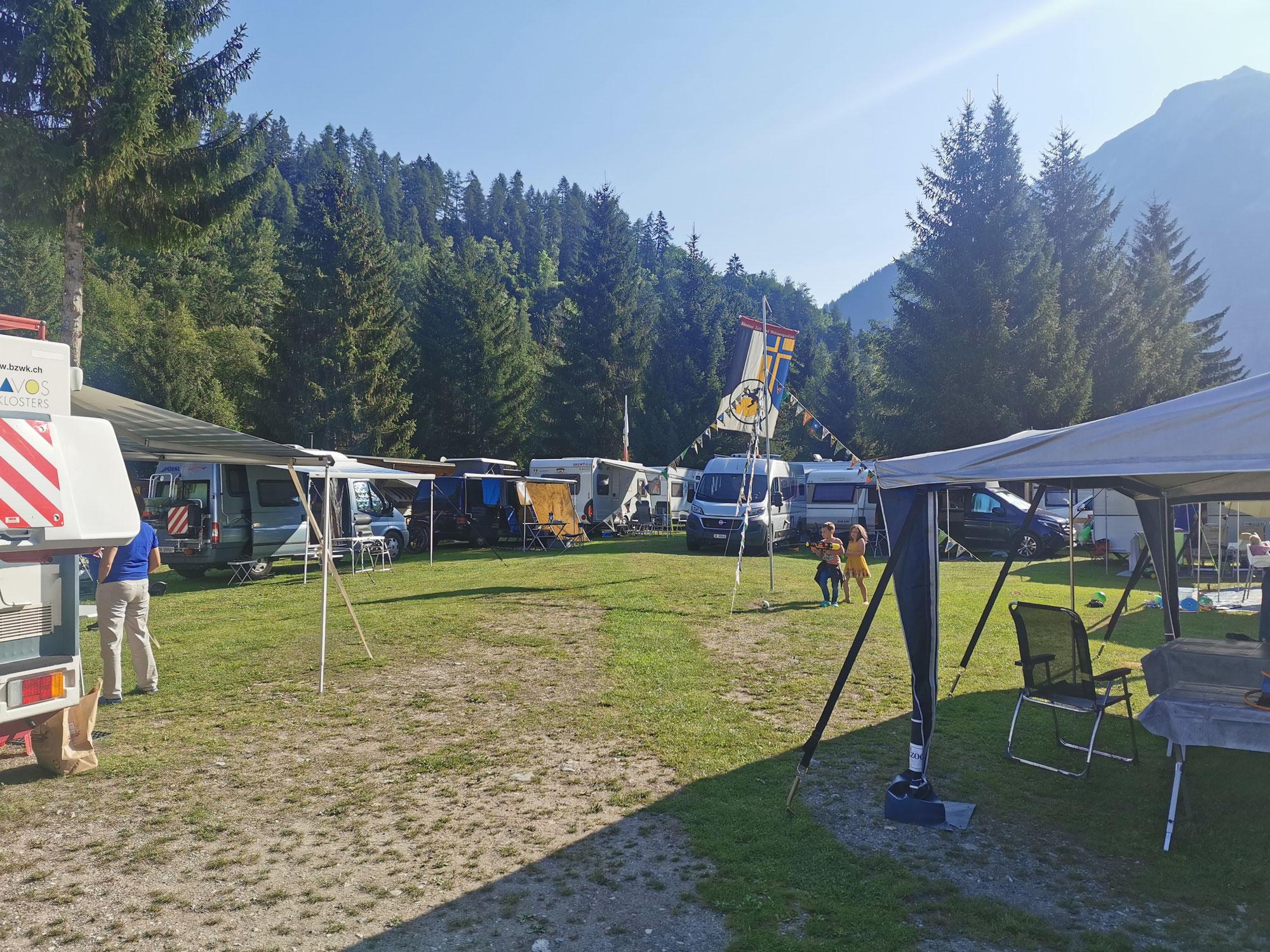 Campingtour 2 Filisur
