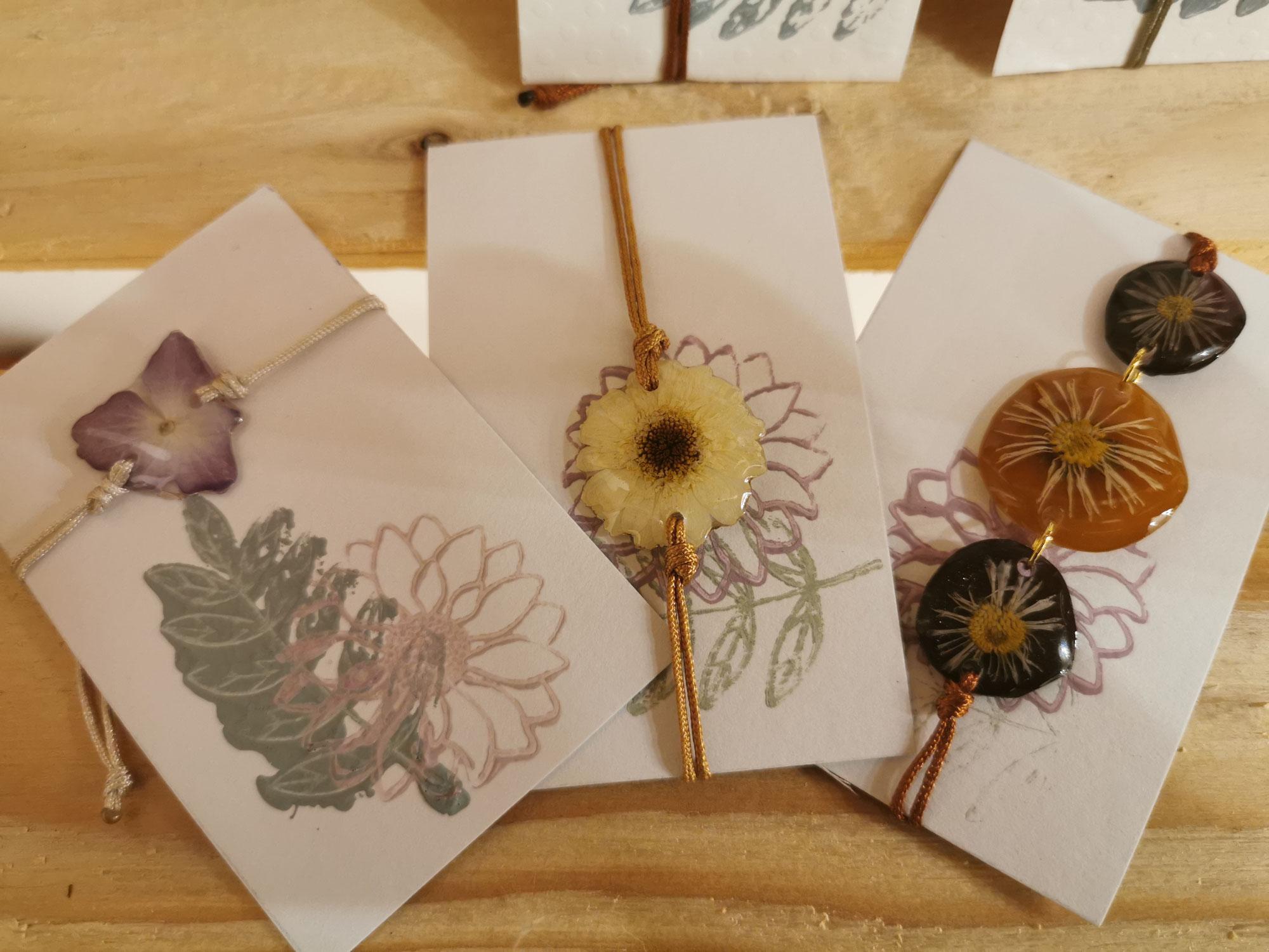 Natur - Schmuck im Kreativhaus erhältlich!