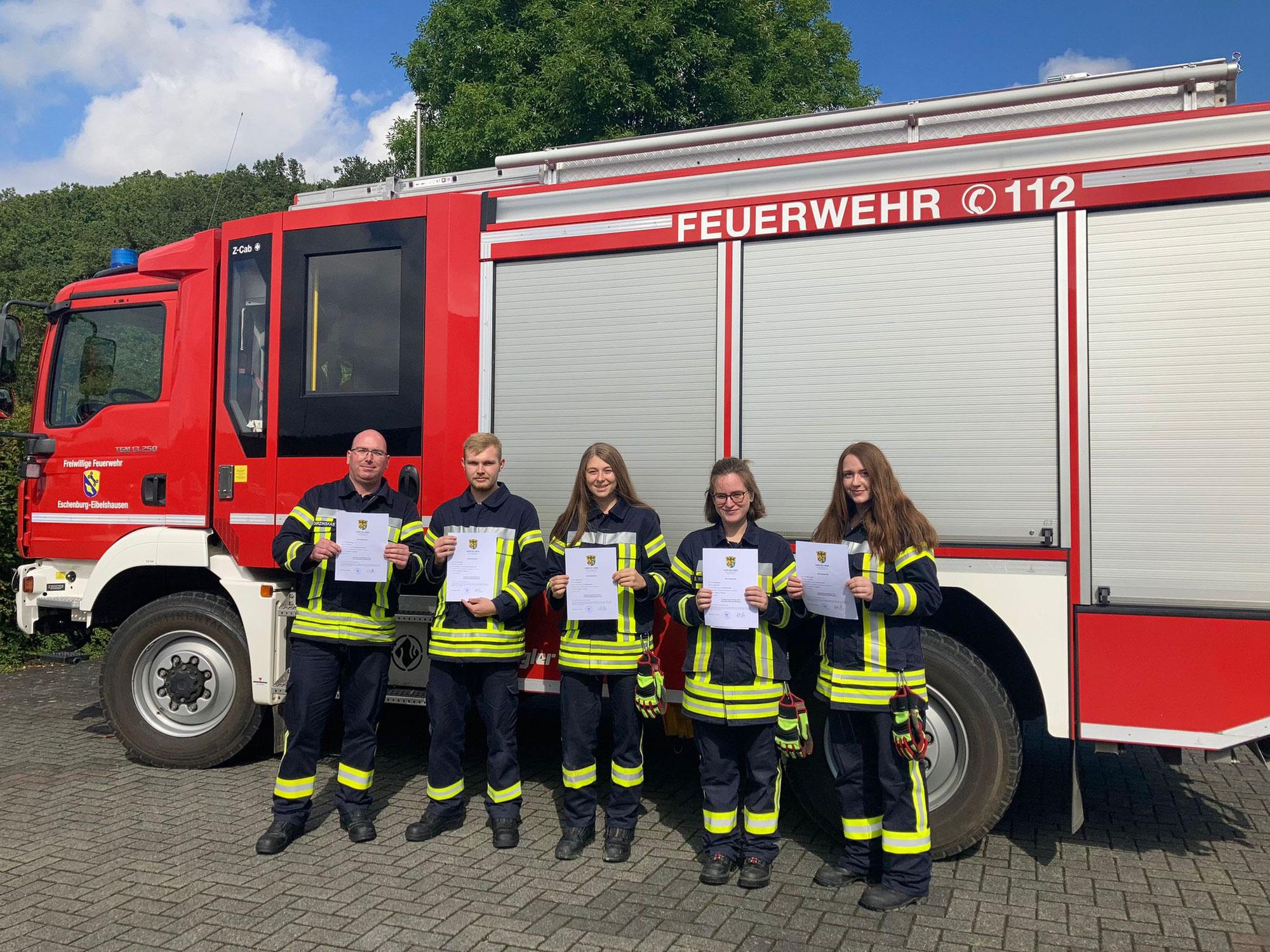 Feuerwehr bekommt weitere Unterstützung