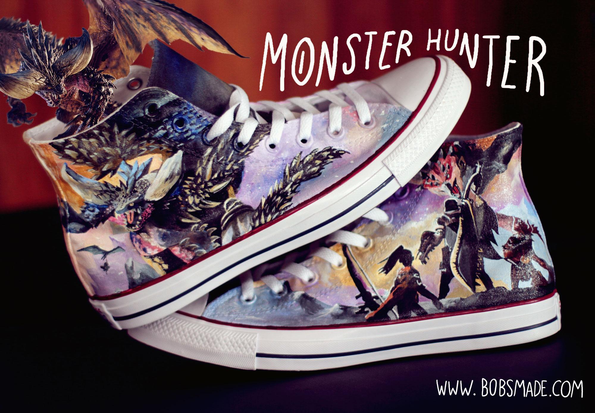 Monster Hunter Chucks