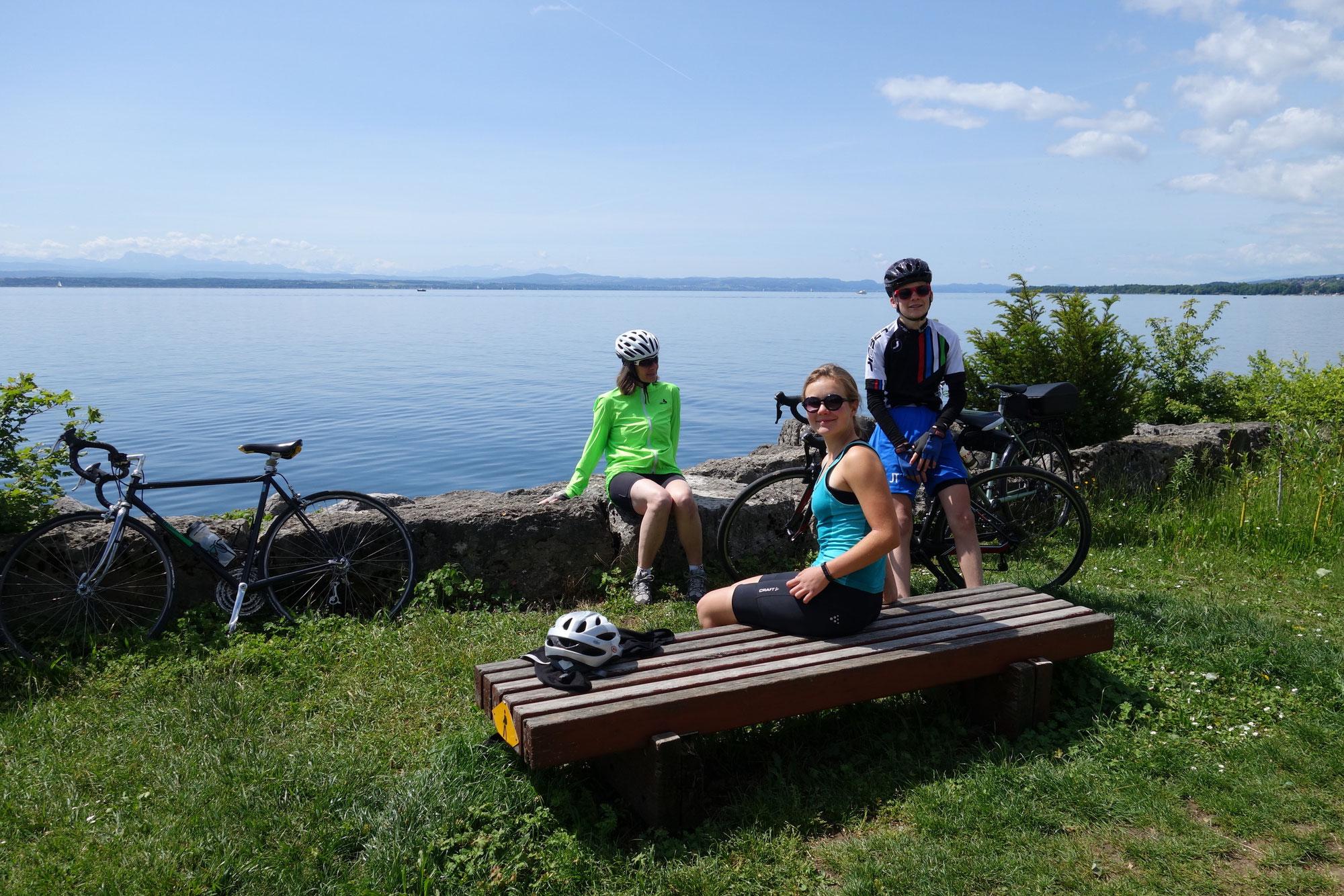 Pfingst Radtour Jura