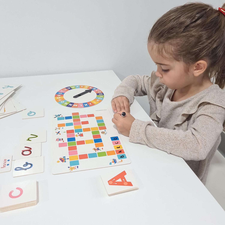 Aprendo en positivo las letras con Diset ¡Celebreamos el día del niño y la niña