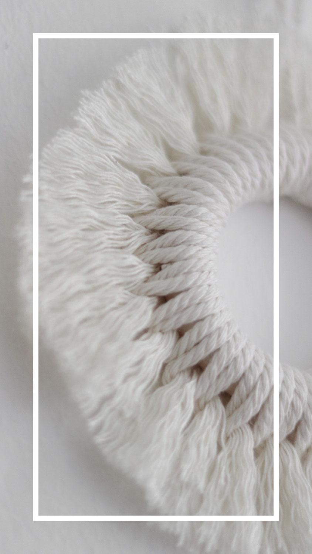 DIY | Makramee Ringe
