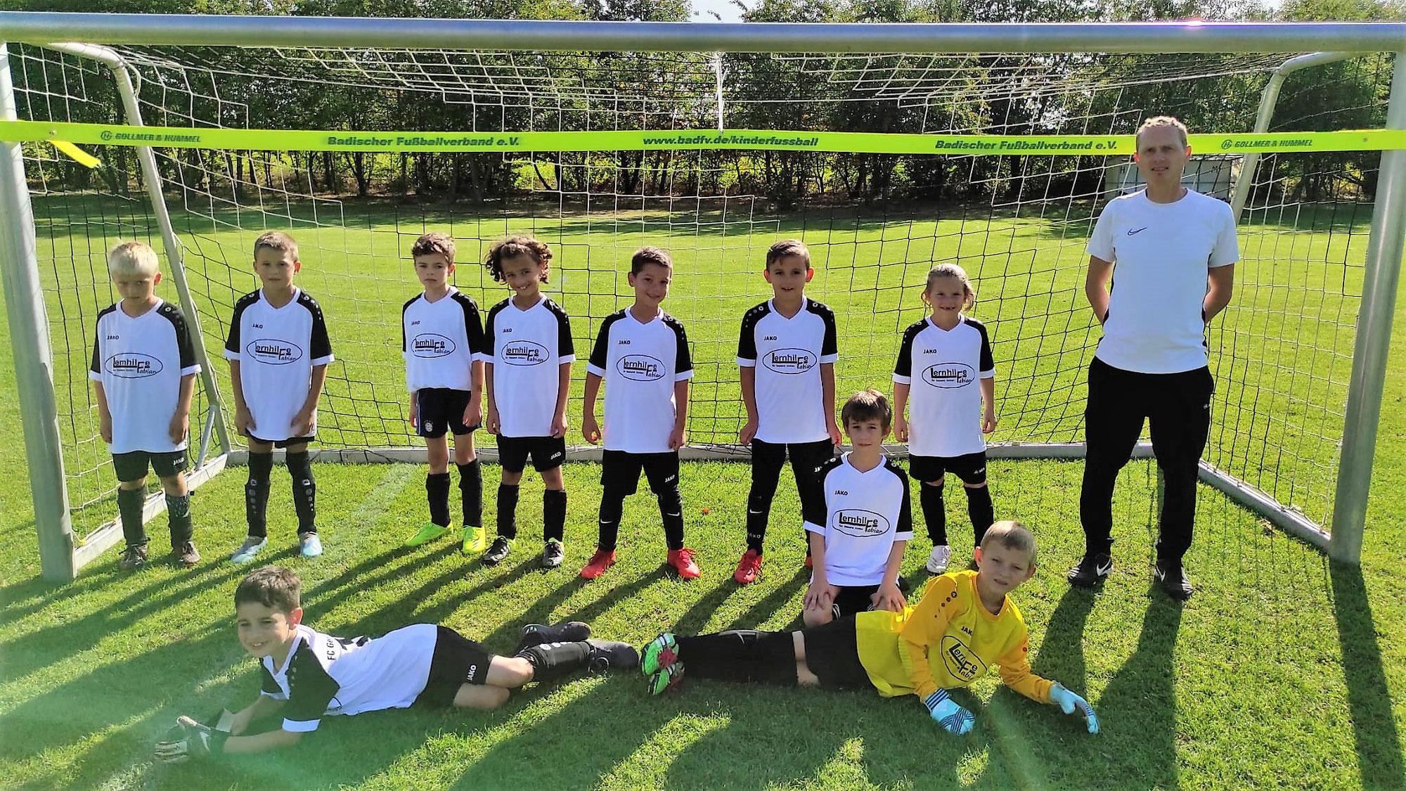 F-Jugend-Saisonstart mit 2 Heimspieltagen