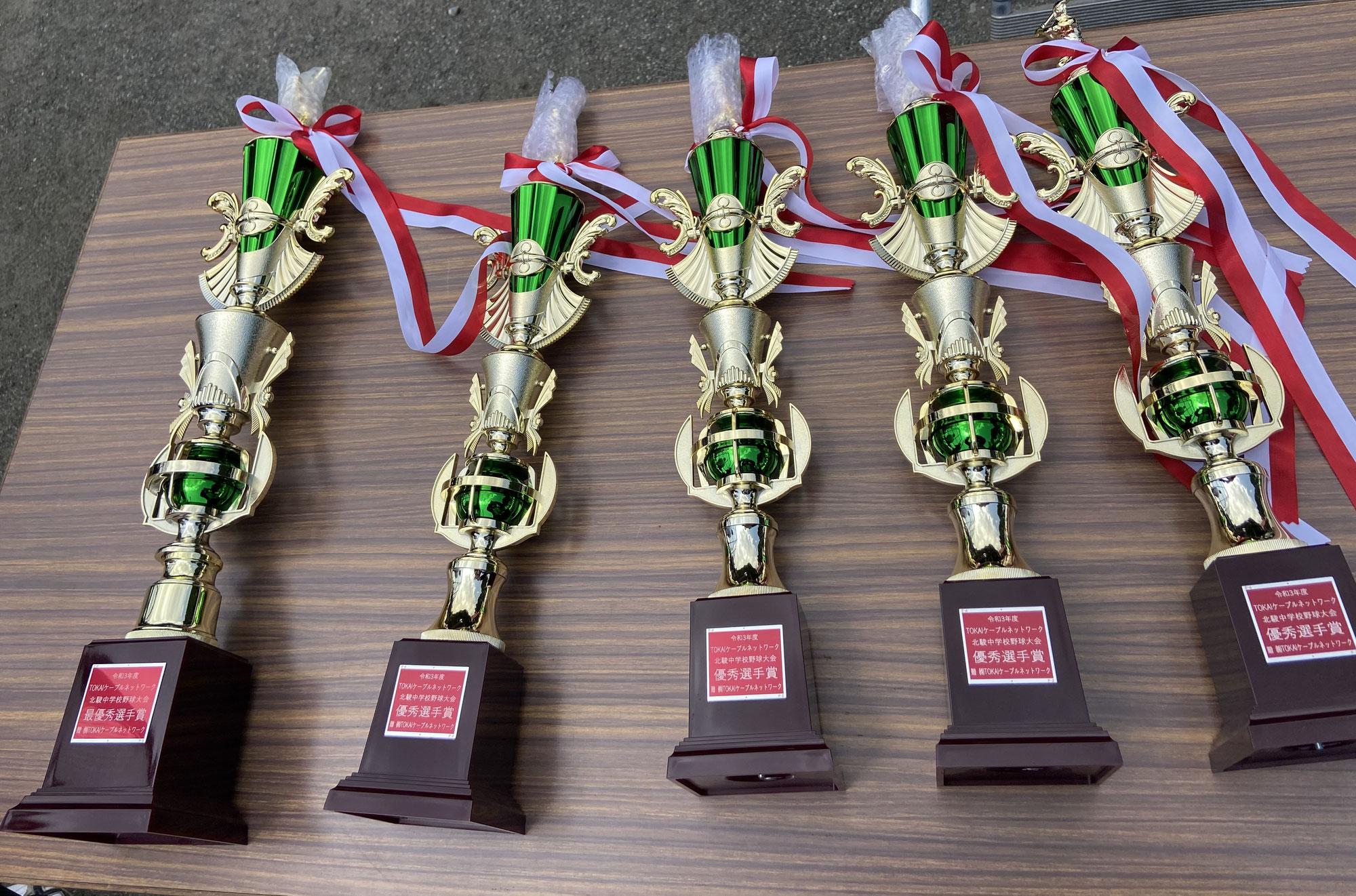 TOKAIケーブルネットワーク 北駿中学校野球大会 決勝戦の模様がケーブルTVで放映されます