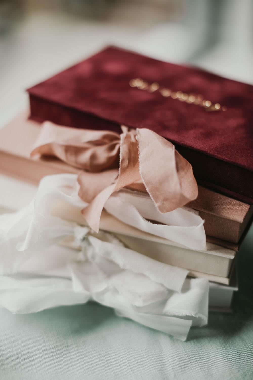 Folio box for Photo & USB for Imperish Photography