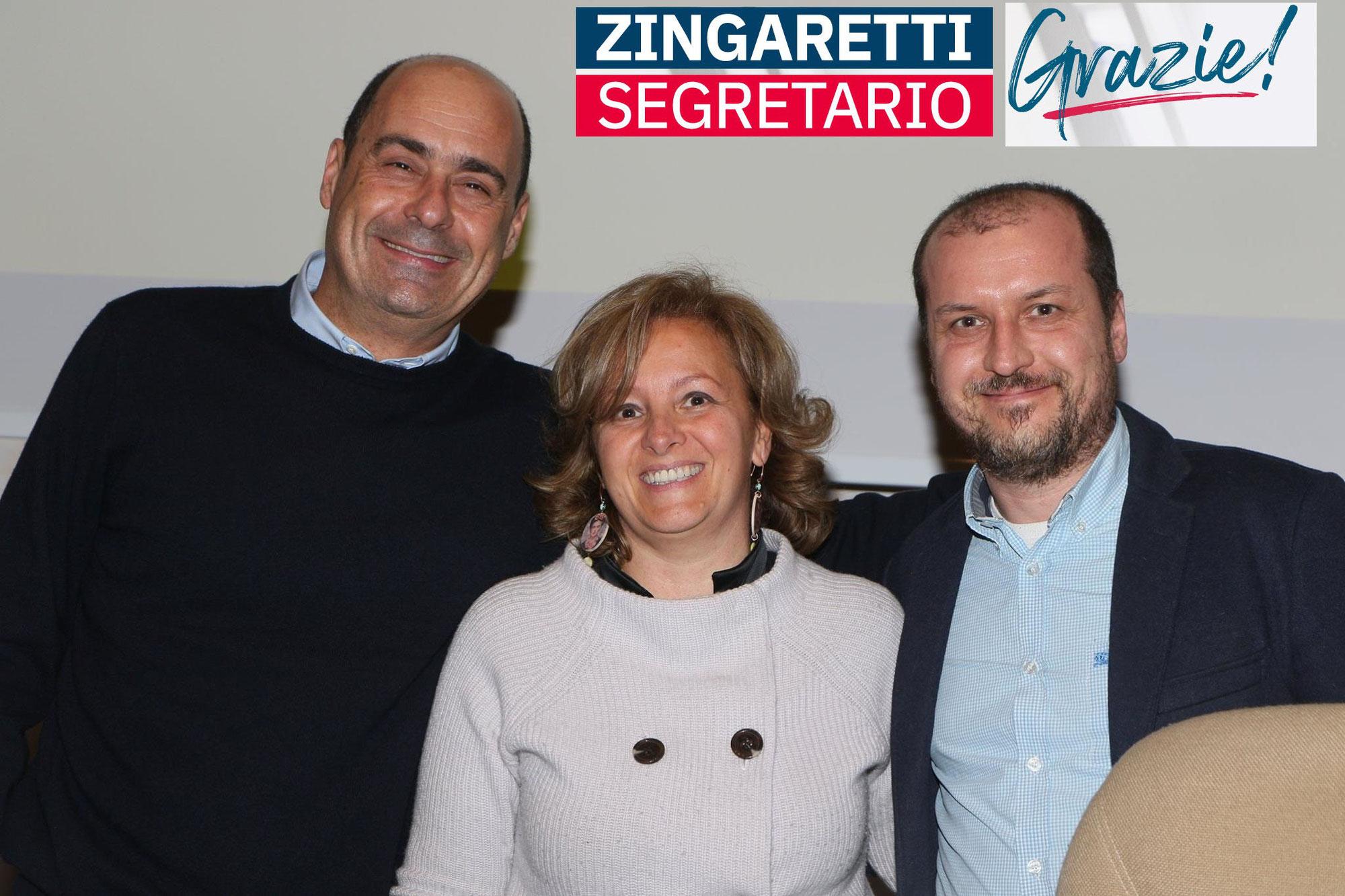 """""""Nicola ripensaci!"""". Appello al segretario Nicola Zingaretti"""