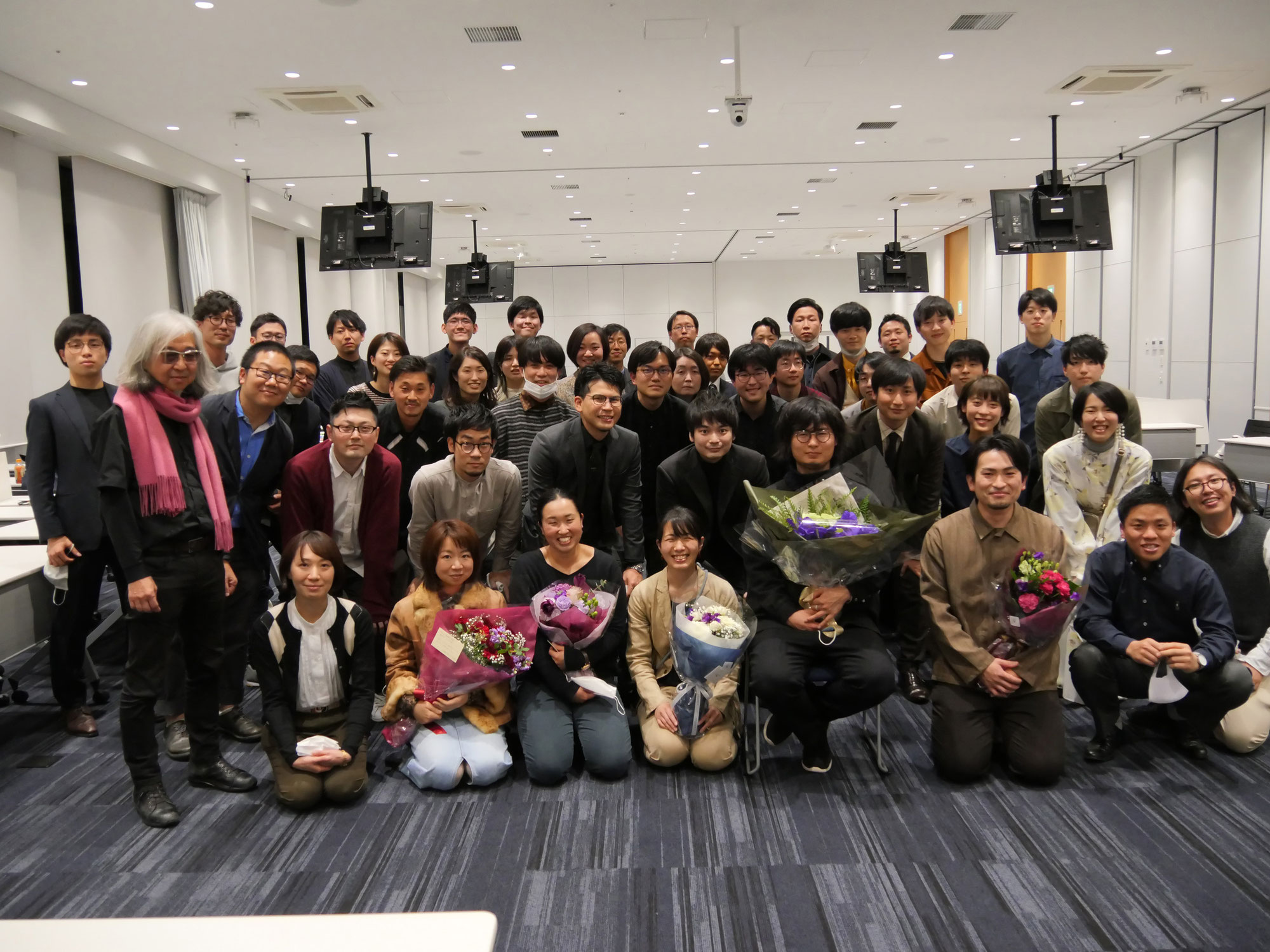 江川直樹教授の最終講義