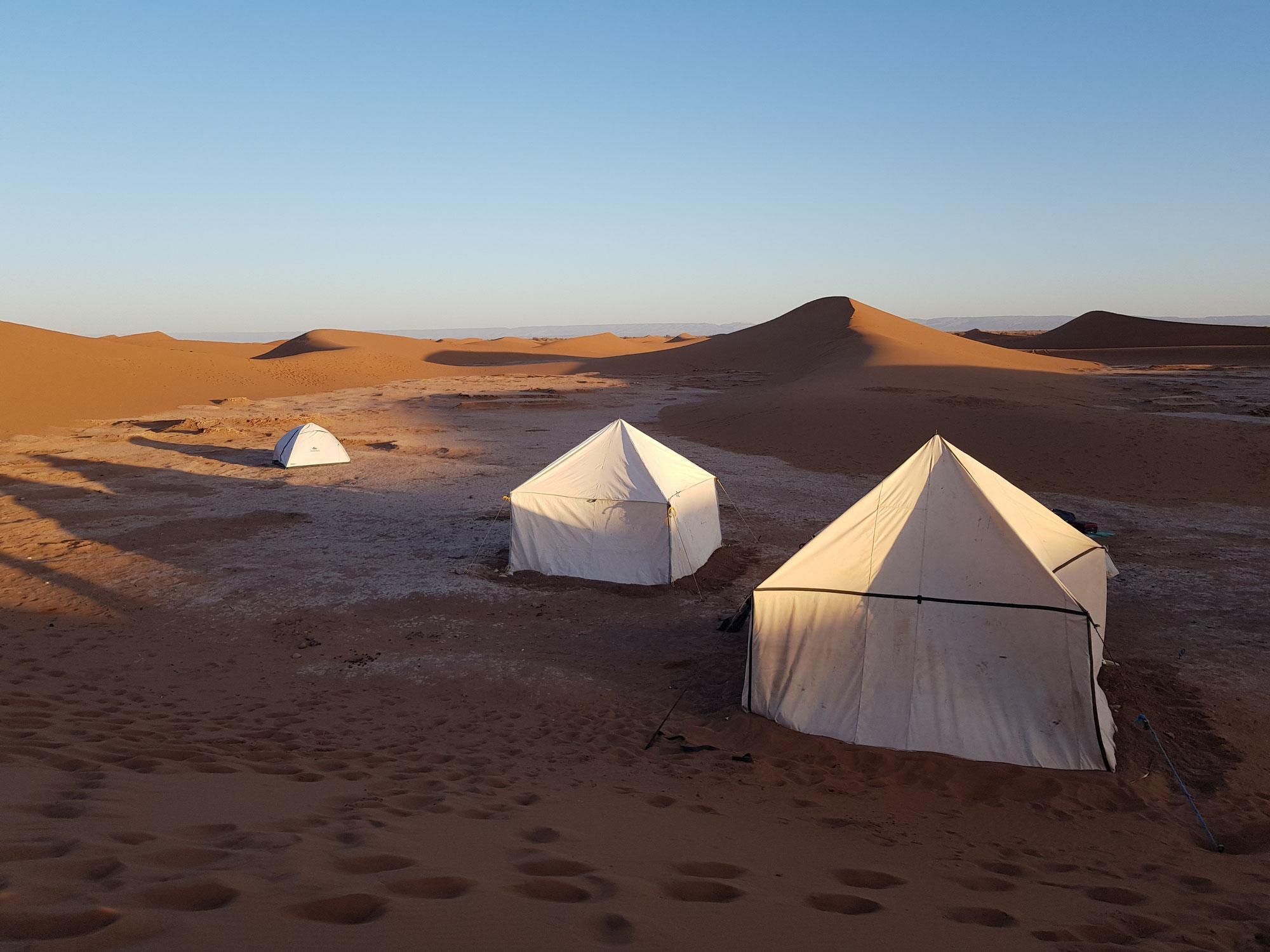 La caravane nomade Maroc