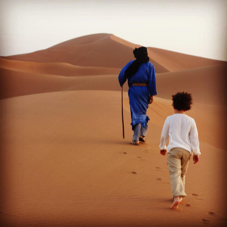 Voyage famille désert Maroc