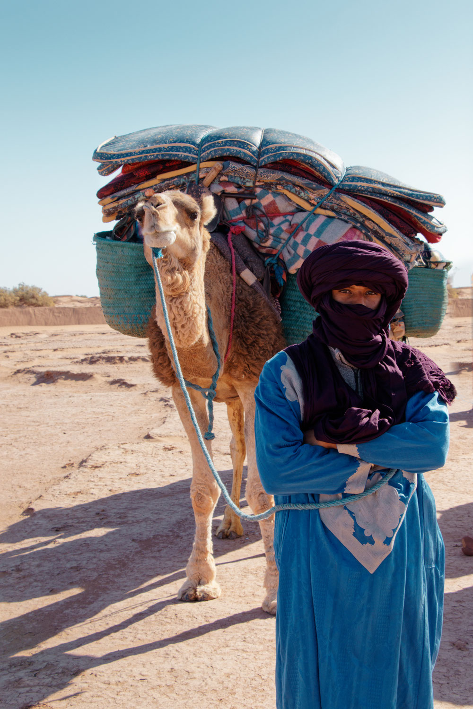 Voyage bien-être Maroc