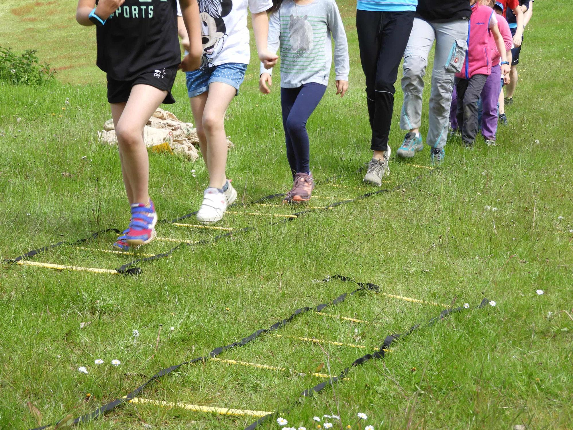 Sportangebot für Kinder und Jugendliche
