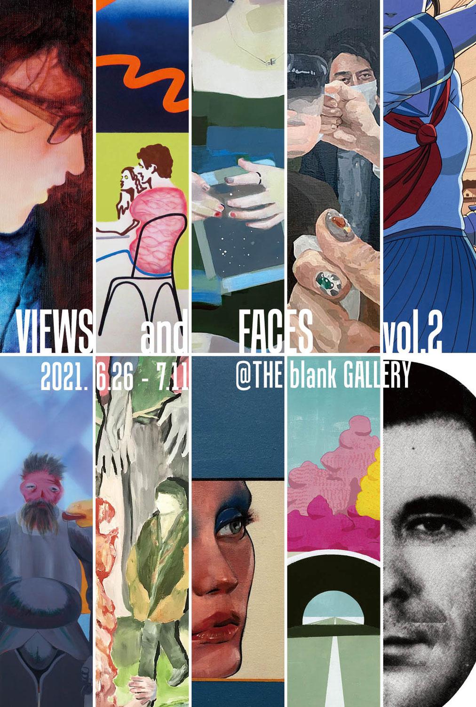 VIEWS and FACES Vol.2 -風景と人物-