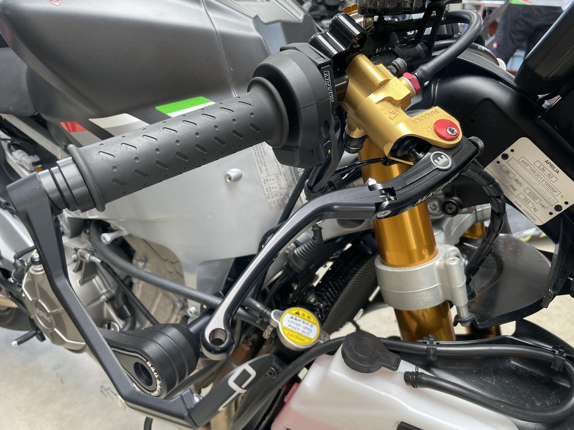 Bremsen Update