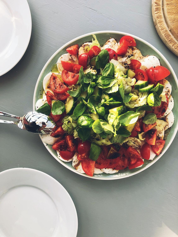 Caprese| Tomate-Mozzarella