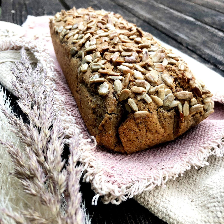 Buchweizen-Leinsamen-Brot