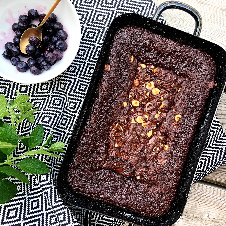 Brownies| vegan & glutenfrei