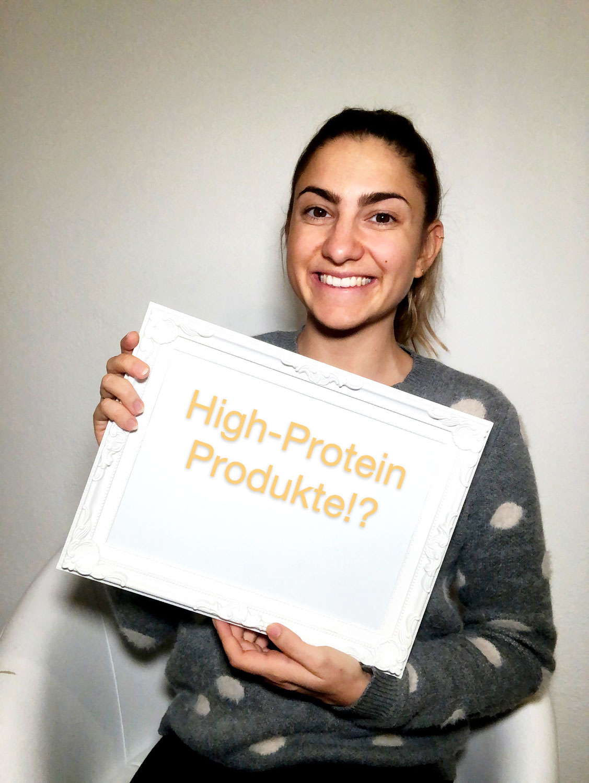 High-Protein Produkte