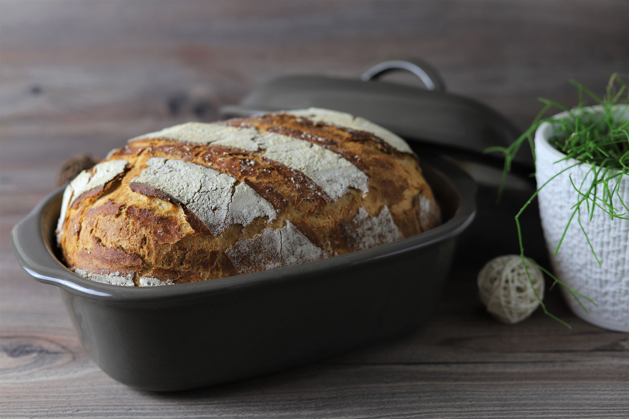 Ofenmeisters Familienbrot im Ofenmeister von Pampered Chef®