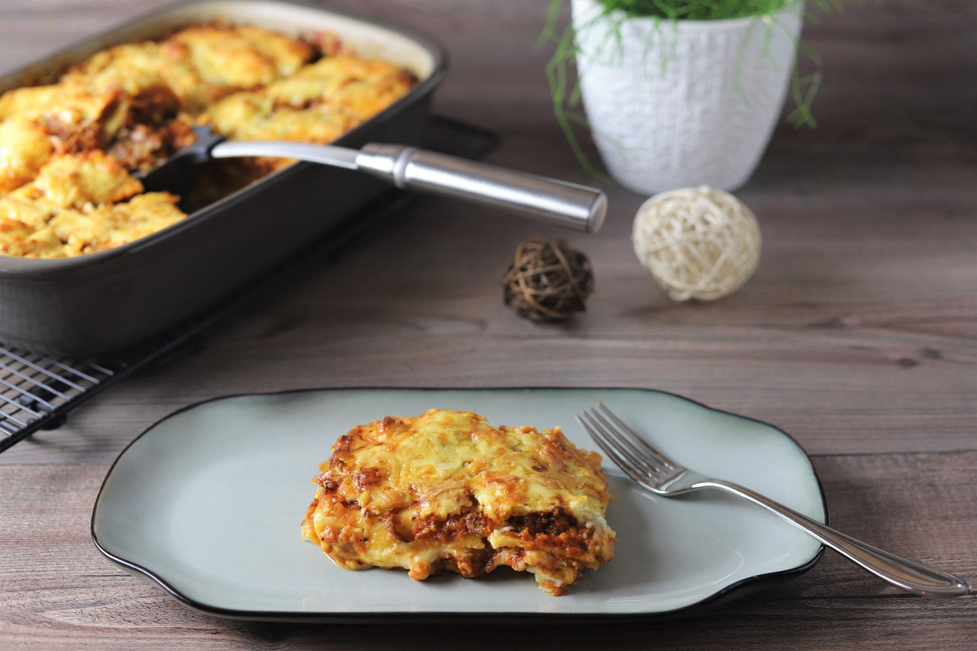 KIassische Lasagne in der Ofenhexe von Pampered Chef®