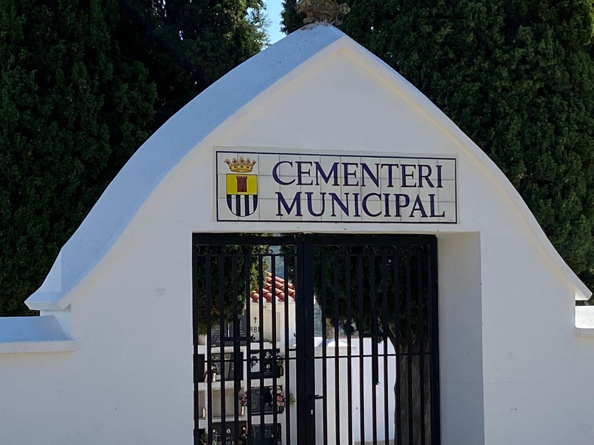 Ampliación cementerio municipal de La Torre d'En Besora