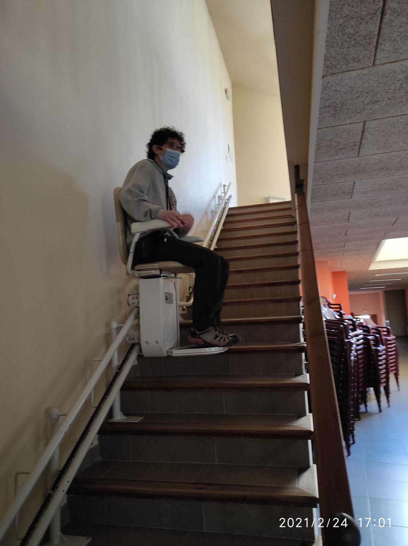 Mejora accesibilidad Casa de la Cultura en Zorita del Maestrazgo
