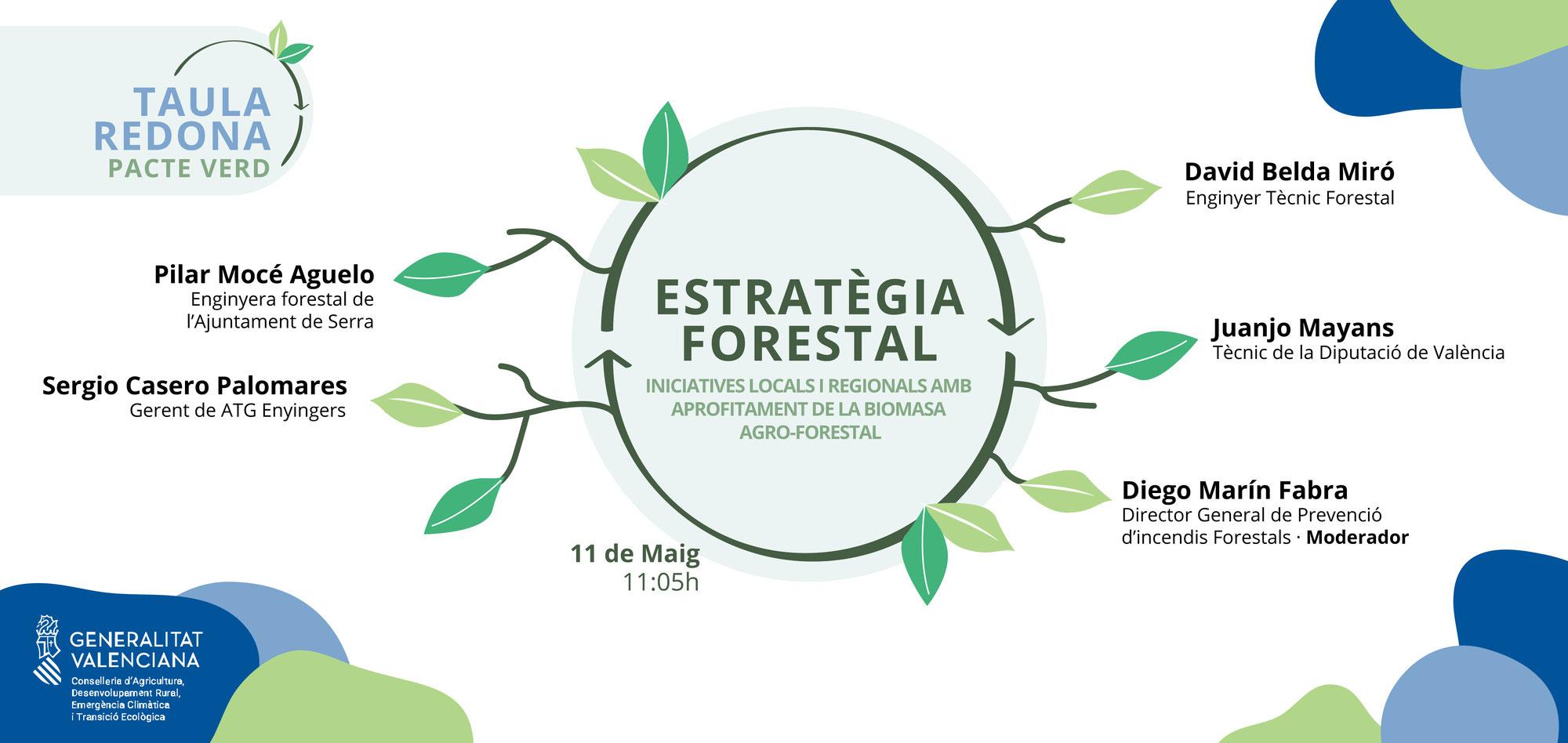 Jornades PacteVerd i Estratègia Forestal.