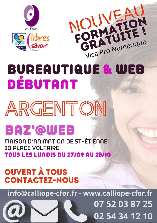 Visa Pro Numérique à Argenton