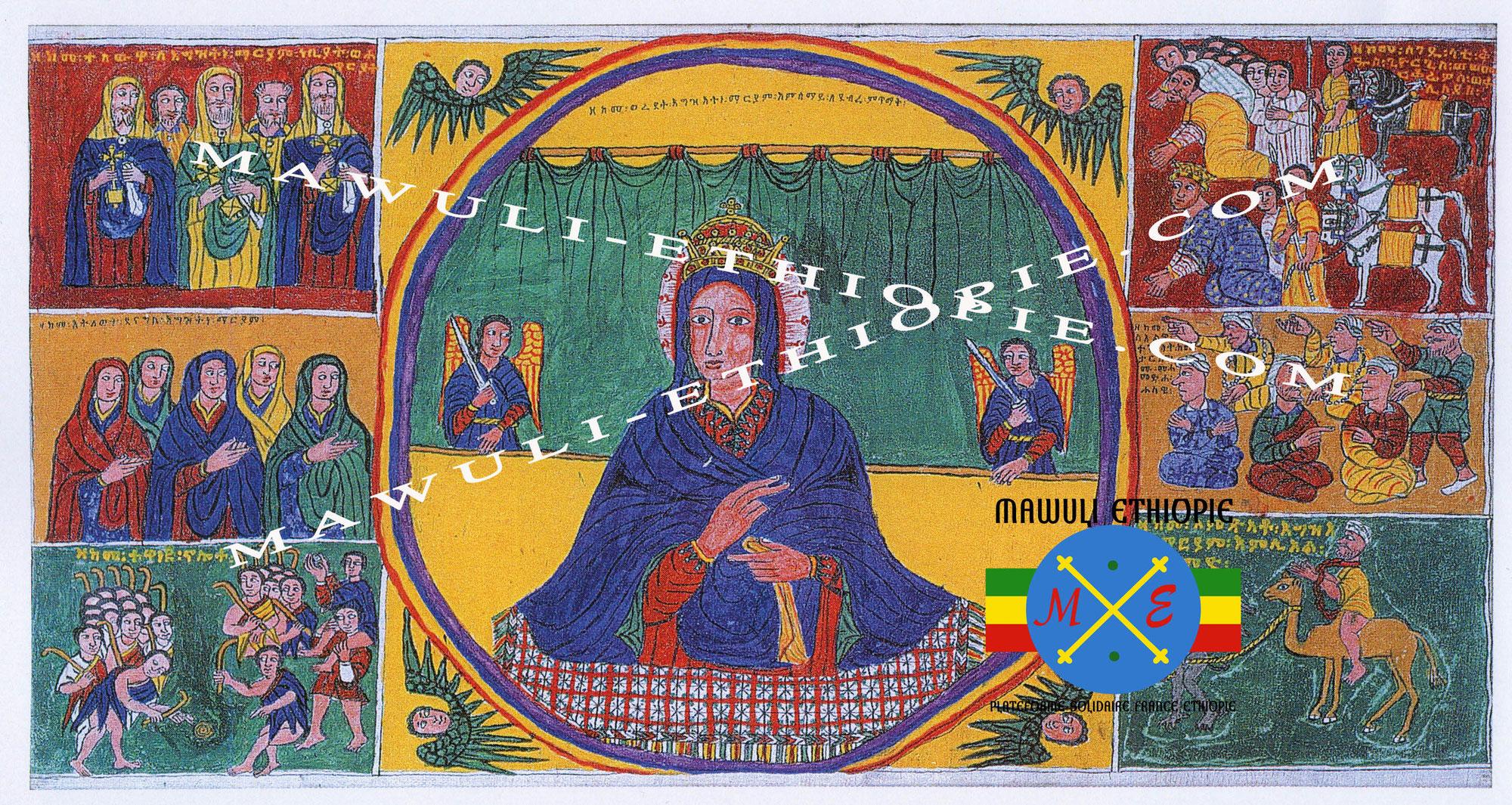 Jour 29 Calendrier de l'Avent Mawuli Ethiopie Artisanat