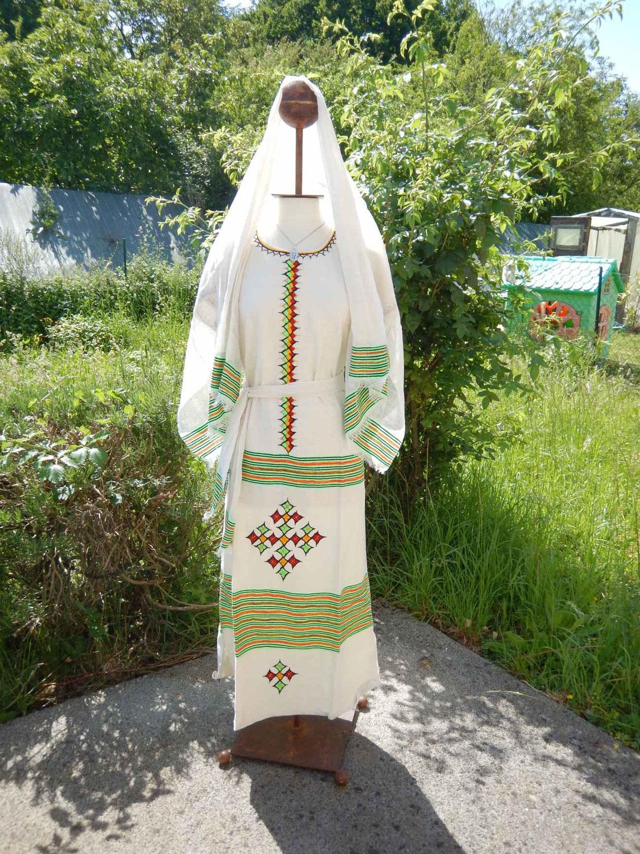 Robes Habesha Ethiopienne Made in Ethiopia