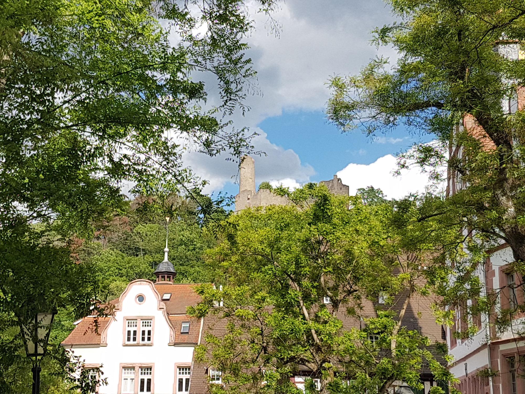 Kleine Auszeit - Entspannung & Achtsamkeit - Wochenende in Weinheim -10.09.21 - 12.09.21