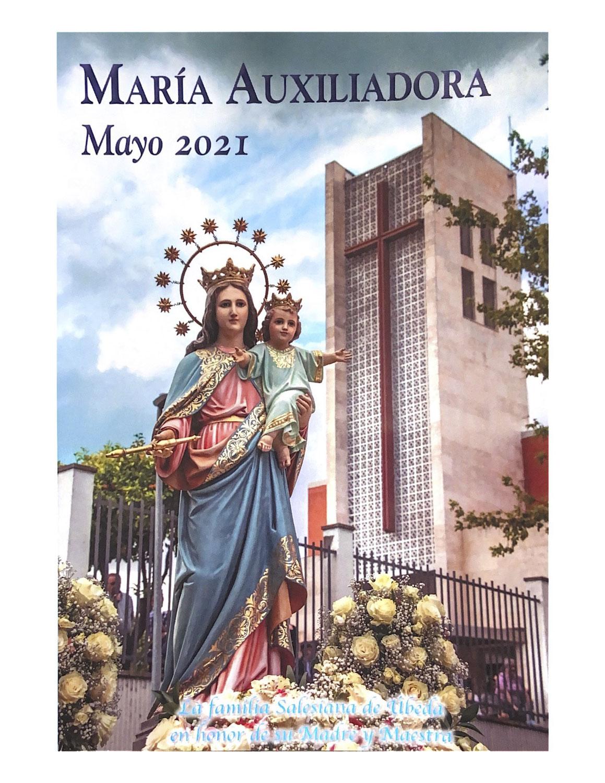 """Artículo para la revista """"María Auxiliadora"""". Mayo 2021."""