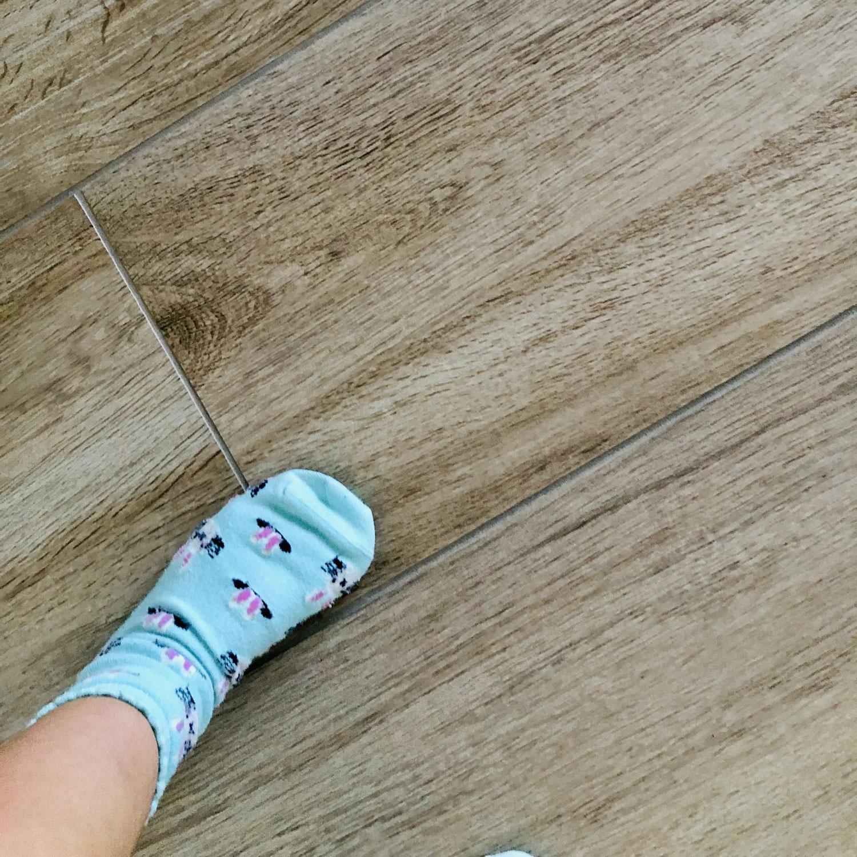 Die Socke und die Perspektive