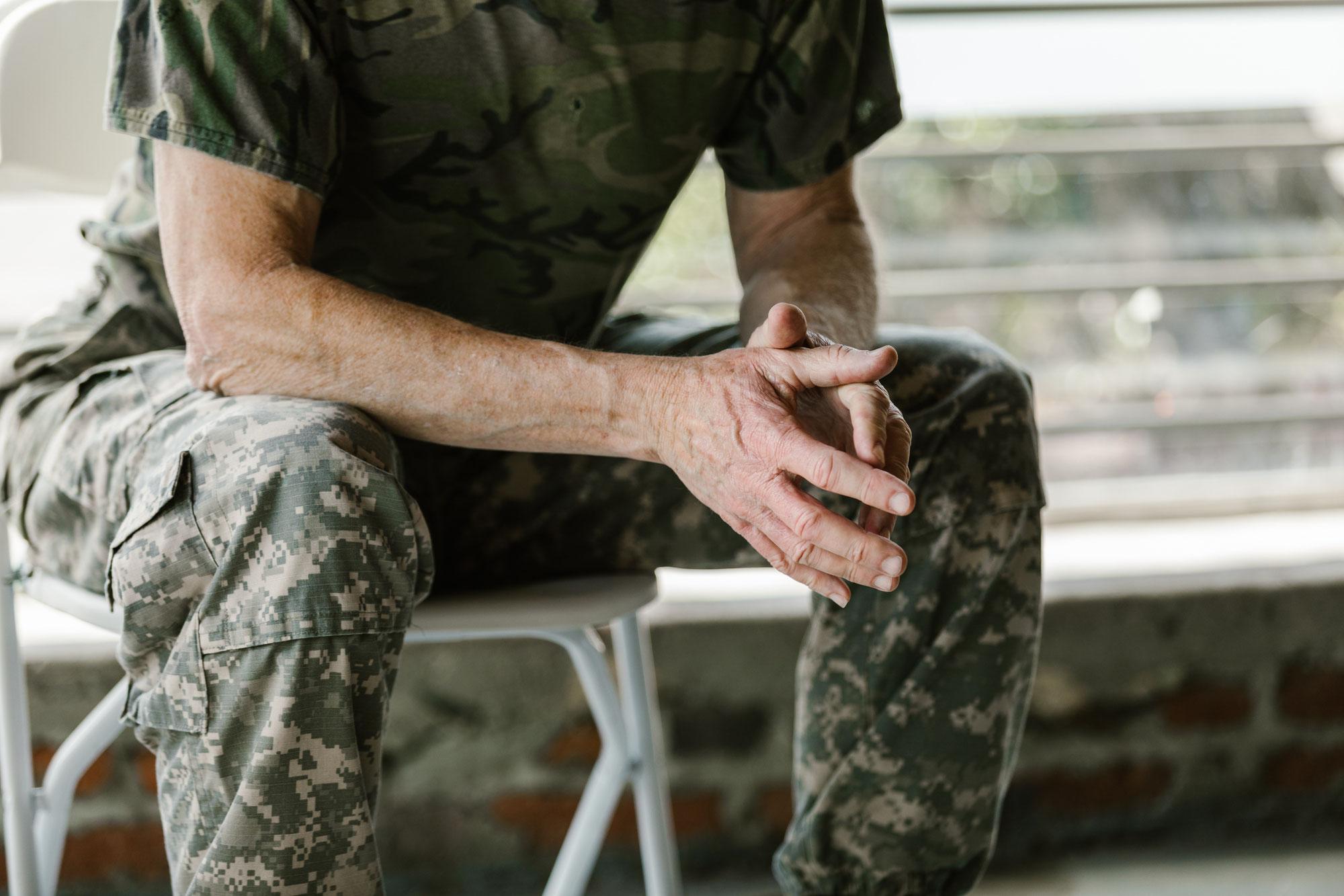 PTBS bei Soldaten