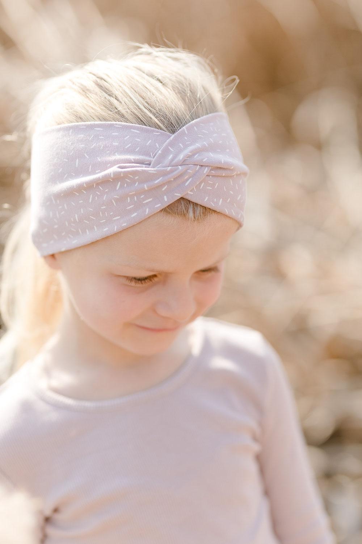 Wunderschöne Stirnbänder für Kinder