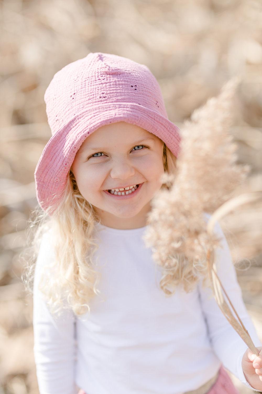 Süße Sonnenhüte für Kinder