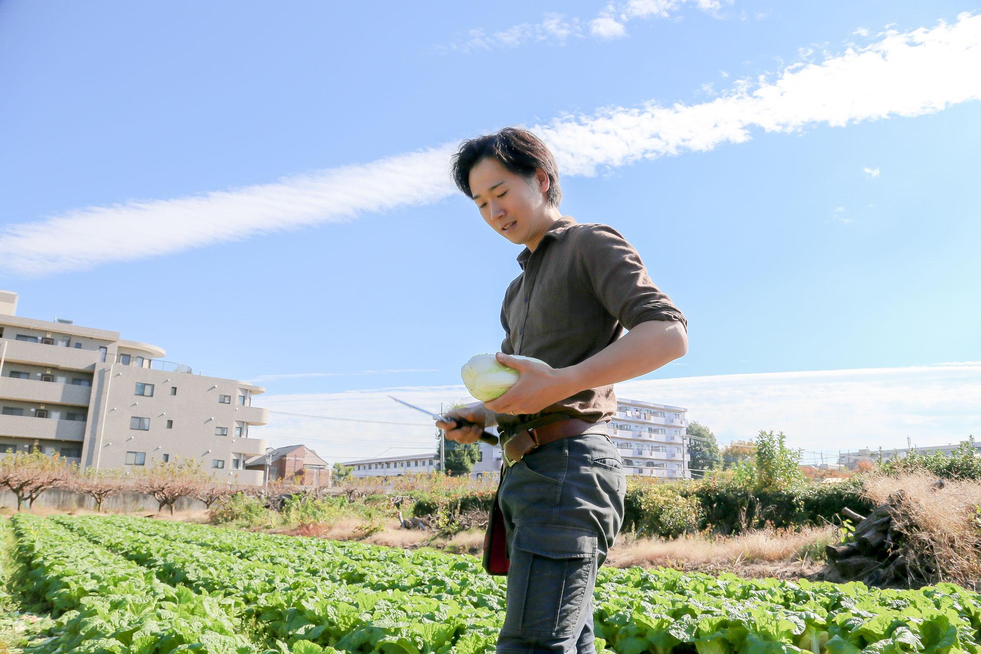 【青空レストラン】大原 賢士さん@小平市が登場します!