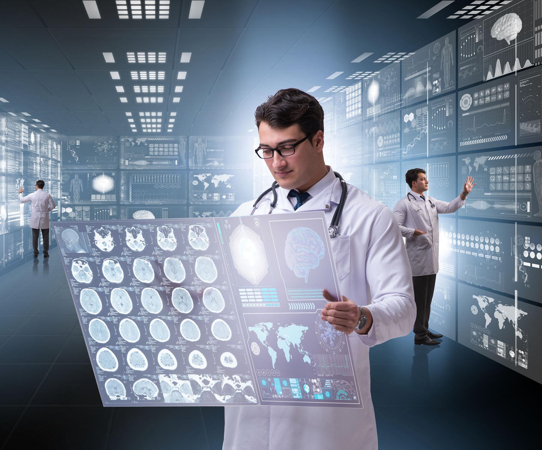 Künstliche Intelligenz für die Gesundheit– nicht mit dem Autopilot, sondern als Co-Pilot