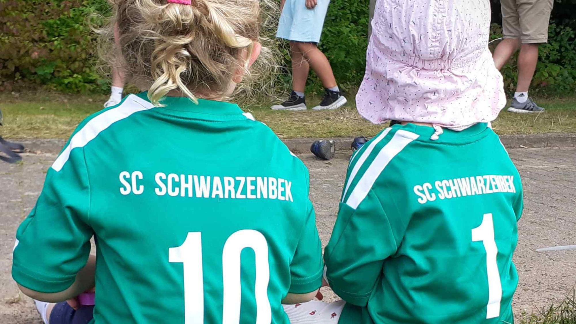 Das machte auch unseren kleinsten Fans Spaß - Erste siegt in Bergedorf