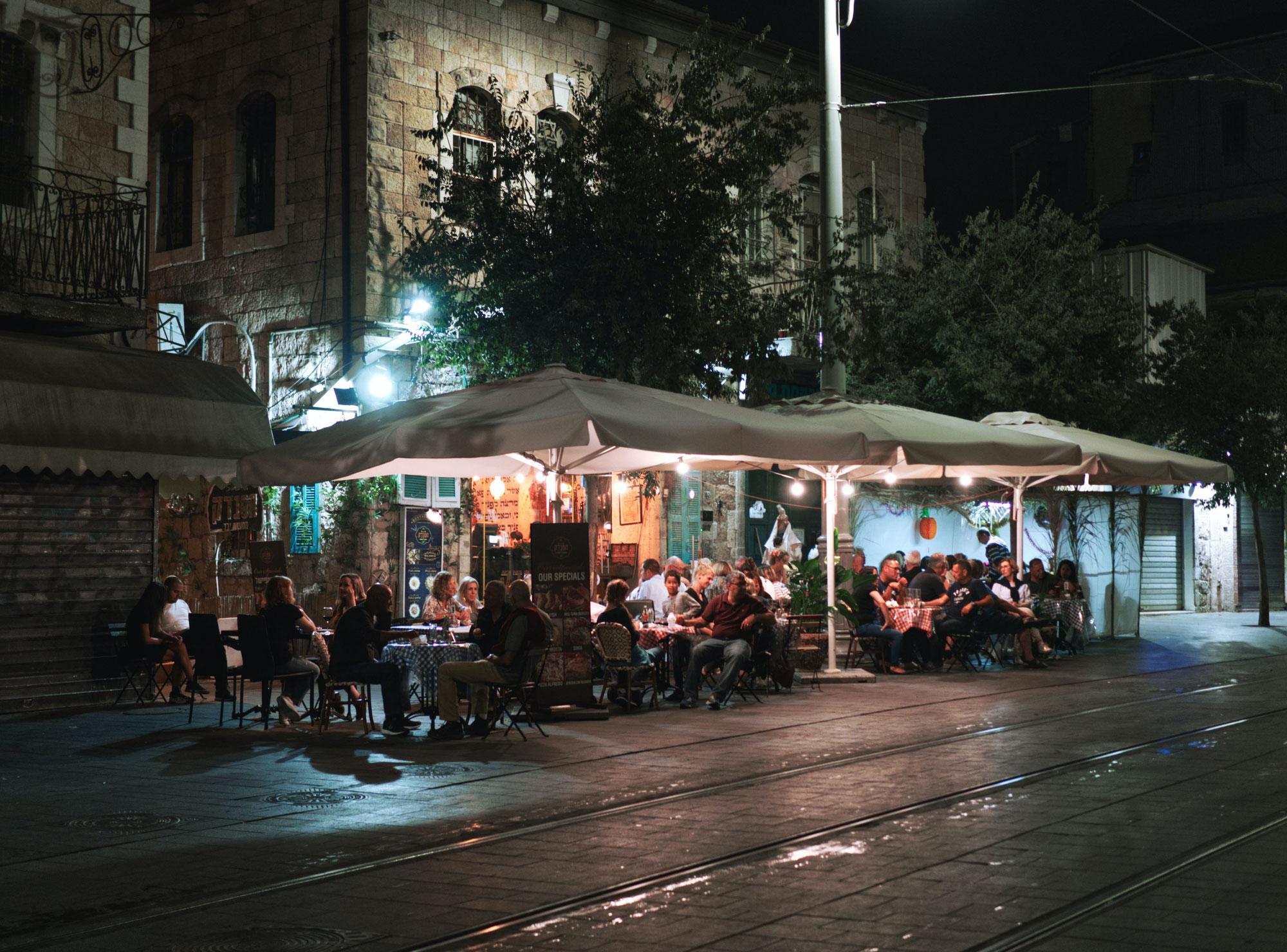 7 Ideen für Restaurants mit Außenbereich