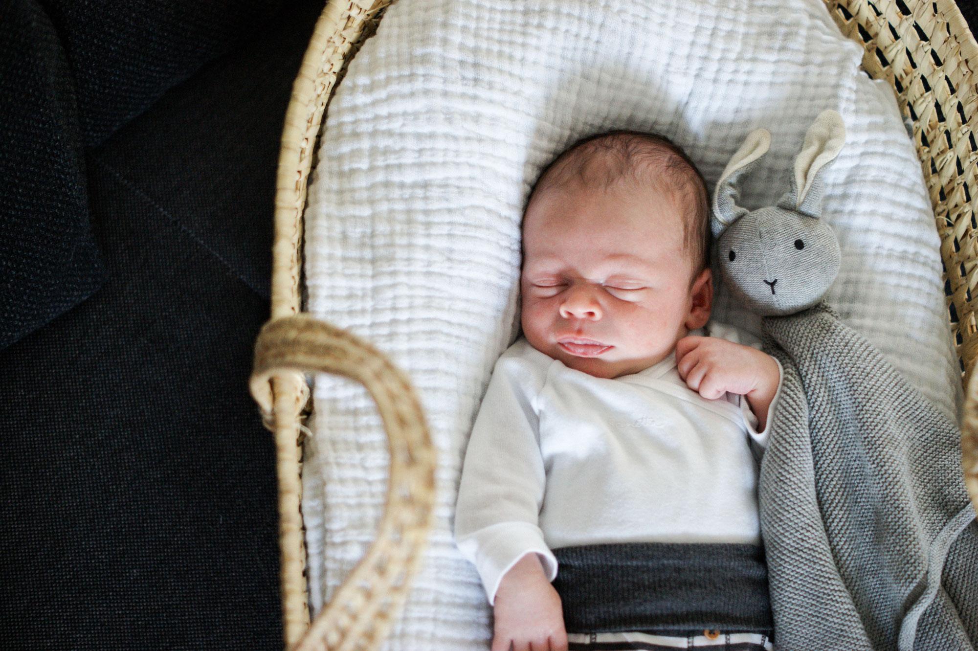 Newborn Homestory Milo