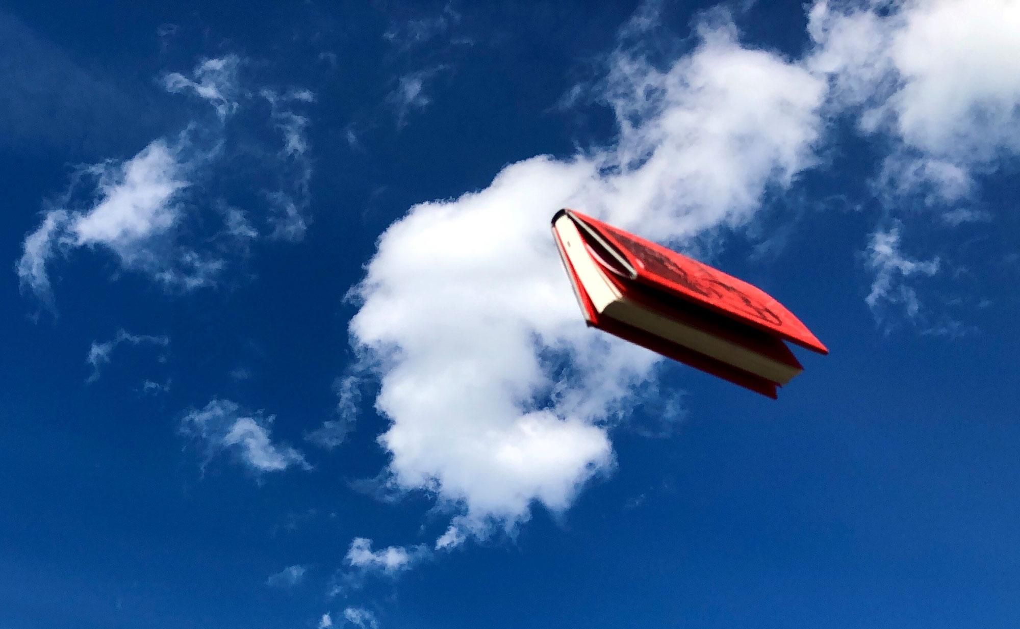 Ein literarischer Höhenflug