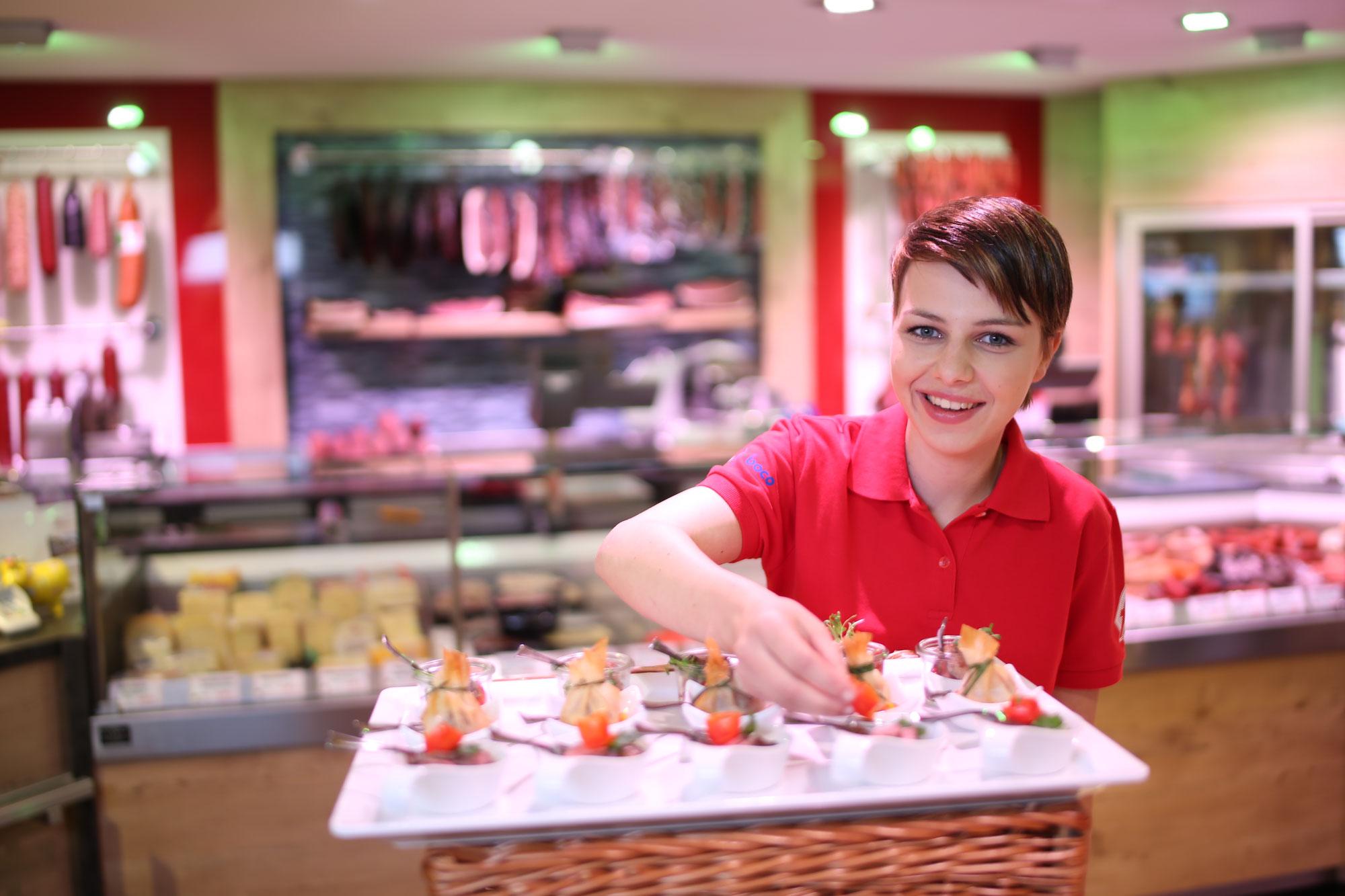Berufswunsch: Fleischereifachverkäufer/in