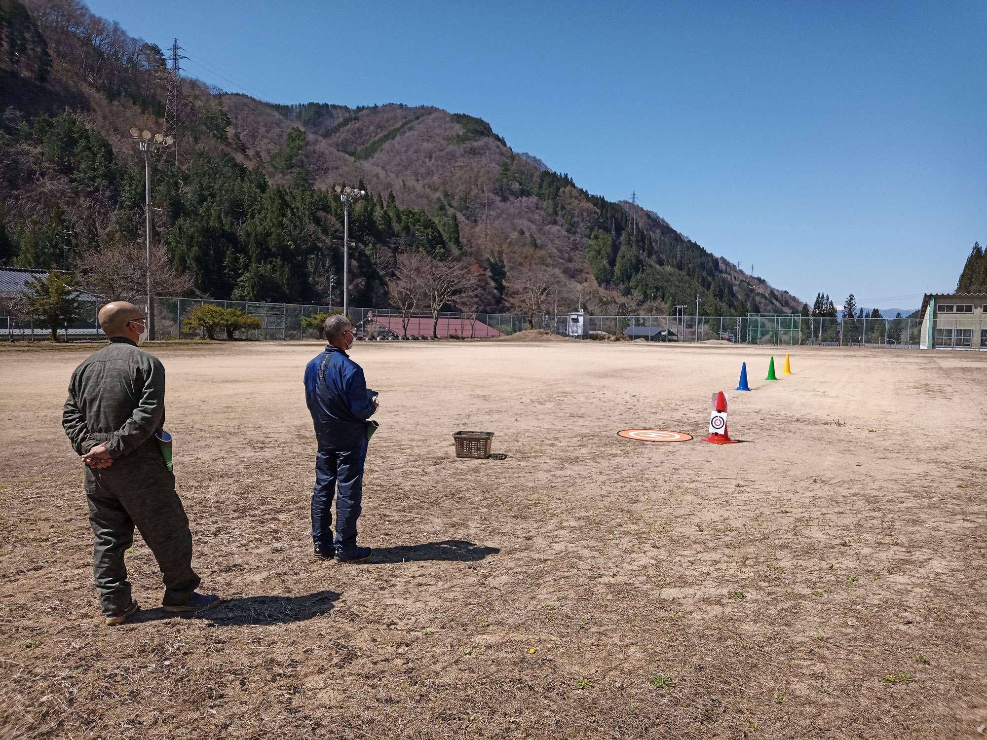 【岐阜 高山市】ドローン無料体験会が開催されました。
