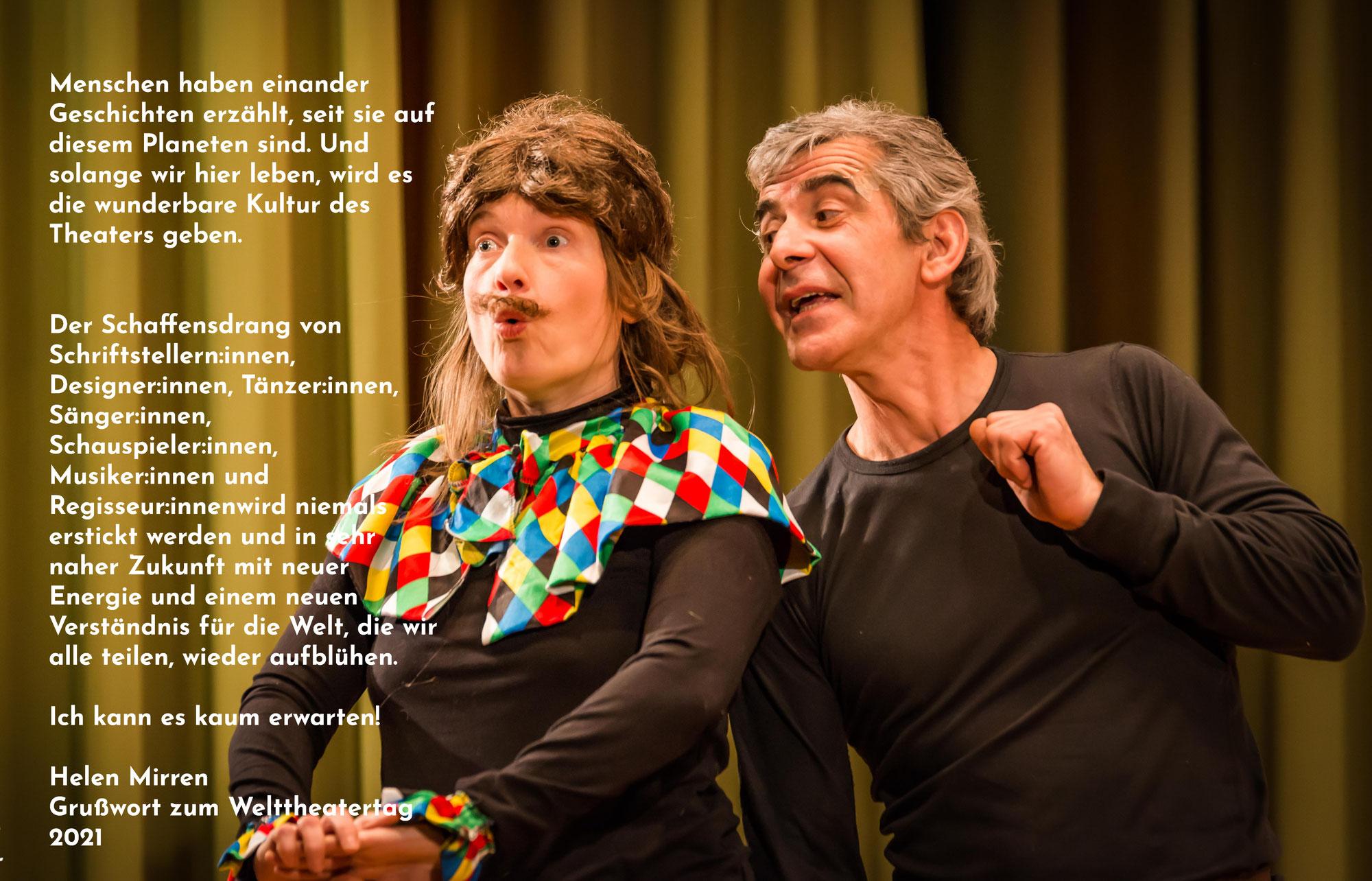 Theater - Coronapause verlängert