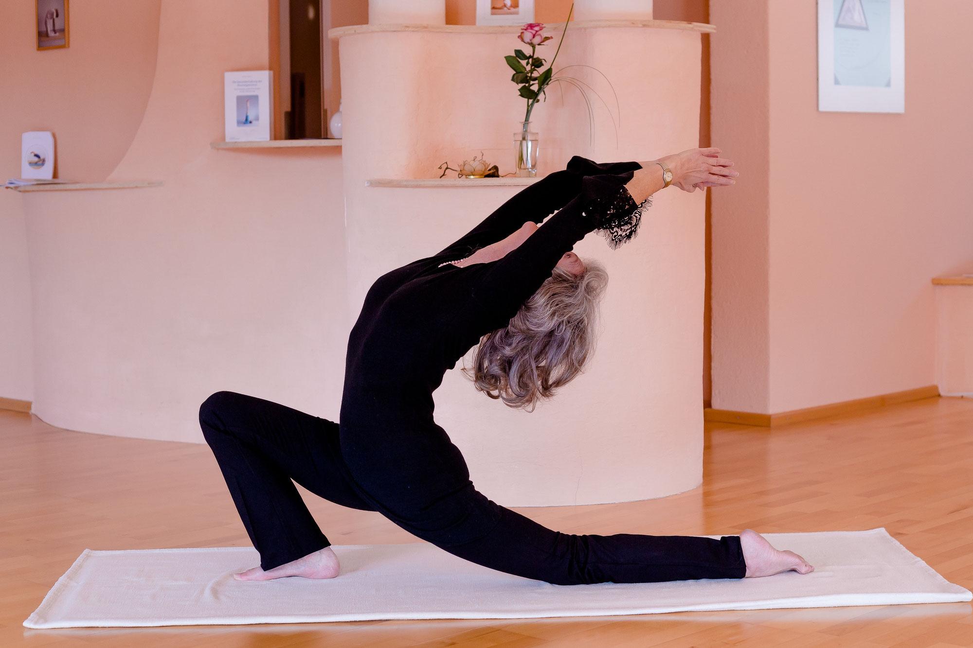 Die Stärkung des Nervensystems durch Yoga-Praxis