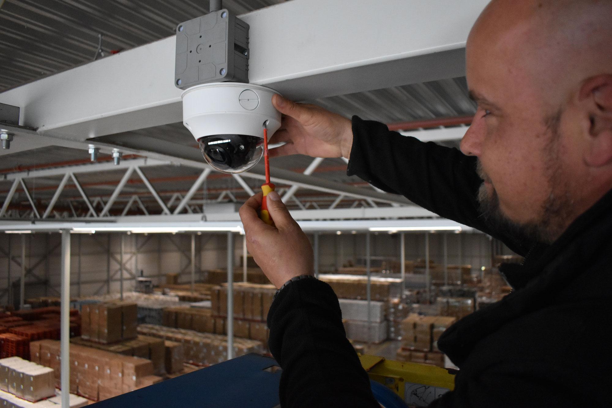 Installatiemonteur Beveiligingstechniek