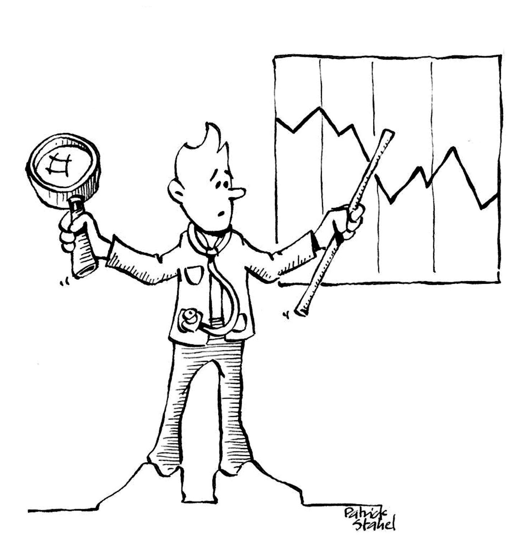 Wann begreifen die Epidemiologen von BAG und Task Force endlich die elementaren Prinzipien der Statistik?